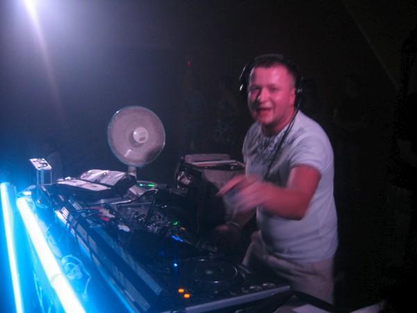 Dj Hazel - Protector Opole (10.01.2009)